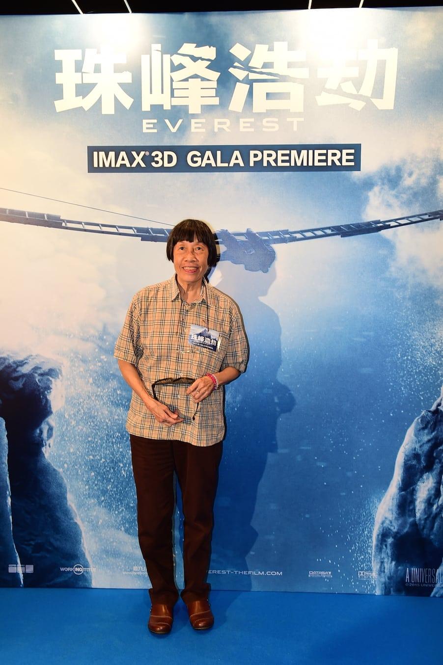 全球首位涉足三極的女探險家李樂詩博士