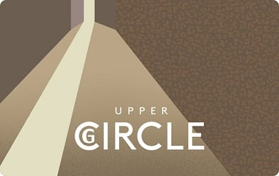 UPPER CIRCLE_ card face_The Grand Entrance